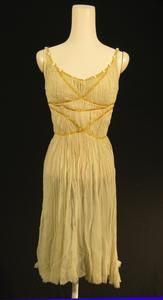 Dress worn by Lynn Seymour as Juliet in Act III scenes 1, 3 and 4 of The Royal Ballet production of 'Romeo and Juliet' (1965)