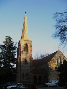 Christ Episcopal Church in Wake County, North Carolina.