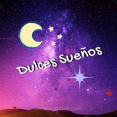 Beautiful Good Night Images, Cute Good Night, Good Night Sweet Dreams, Good Night Moon, Good Night Greetings, Good Night Messages, Good Night Quotes, Good Morning In Spanish, Emoji Love