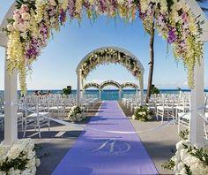 Sea and wedding perfect couple!