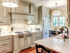 Kitchen cabinet trends