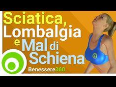 Sciatica, Lombalgia e Mal di Schiena Lombare: Esercizi Contro il Dolore - YouTube