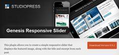 genesis Responsive Slider
