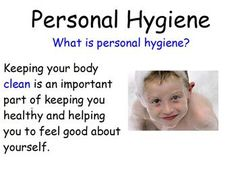 ... Pinterest | Personal hygiene, Worksheets for kids and Science lessons