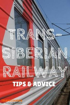 A Journey on the Iconic Trans-Siberian/Trans-Mongolian Railway| Traveldudes Social Travel Community: ||