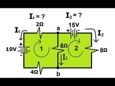 Kirchhoff's Laws For Electrical Engineers - Beginners | EEP