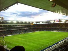 Stade de Suisse in Bern, Bern Football Stadiums, Football Team, European Football, Bern, Four Square, Colorado, Soccer, Business, World