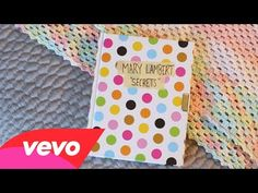 Another GREAT new song..Collin might agree.  Mary Lambert - Secrets (Lyric Video)
