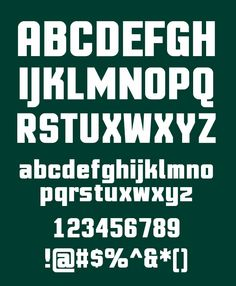 New Free Fonts For Designers in 2015 | Fonts | Graphic Design Junction