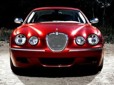 Jaguar S-Type - Proper British Spirit British Racing Green was the Jaguar I craved.