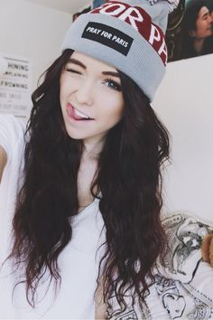acacia brinley is my role model because she has been through what I have been through and every time I see what's she been dealing with (hate, bullying and depression) I cry cause I have been through the same ,she has been there every step of my life and I can't thank God enough that he put her on this earth so I could have someone to turn to while I was hurt...... This is my role model