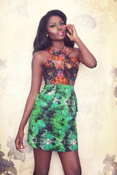 FAB Lookbook: Flora Fuana Collection From Ghanaian Fashion Brand Sika Designs