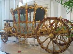 examples of eighteenth century French rococo carriage
