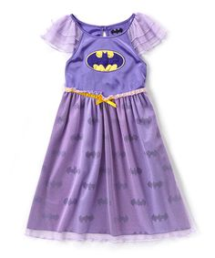 bfee62c738 Batgirl Nightgown - Toddler  amp  Girls by Batgirl