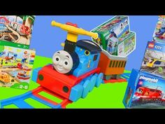 Thomas and Friends Toy Train: Wooden Railway, Brio, Lego Duplo & Chuggington Trains Toy Vehicles for Kids. Have Fun :) Hi Parents. All Toys are bought by mys. Thomas And Friends Trains, Lego Duplo Train, Brio, All Toys, Fire Trucks, Have Fun, Make It Yourself, Car Cakes, Vehicles