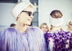 #Backstage  #Giambattista Valli Haute Couture #Autumn-Winter 2014-2015
