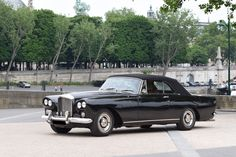 1963 Bentley S 3 Cabriolet wallpaper