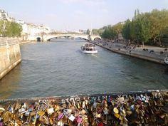 Ponte das Almas - Paris