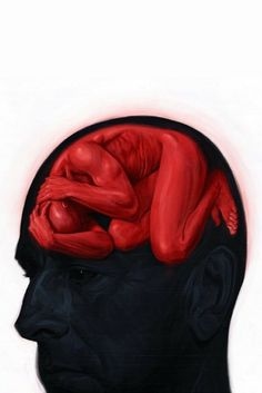 featured artwork of depression is by Robert Carter