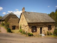 Oud huis 4 kamers - Correze - Tull - Onroerend - agence immobiliere correze