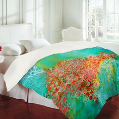 DENY Designs Home Accessories | Stephanie Corfee Whisper Duvet Cover