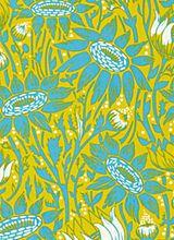 Coreopsis Lime by Free Spirit Fabrics