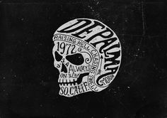 Vintage logos and hand lettering by BMD