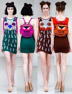 fashion by Yang Du