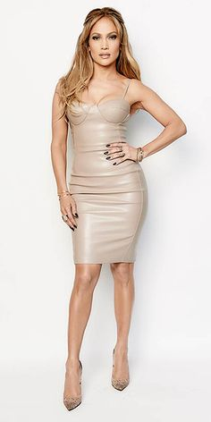 Jennifer Lopez's Best Fashion Moments on American Idol | People