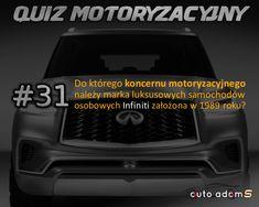 Weekendowy Quiz Motoryzacyjny - made by autoadams.com Czas sprawdzić swoją wiedzę  Oto pytanie #31 #autoadams #auto #adam #s #quiz #motoryzacyjny #samochody #love #cars #infiniti #samochód #alfaromeo #audi #BMW #chevrolet #citroen  #chrysler #dodge #ford #honda #hyundai #Jaguar #jeep #lexus #mazda #Mercedes #mitsubishi #nissan #porsche #subaru #toyota #vw #volvo