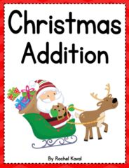 Christmas Addition Giveaway!! Enter for your chance to win. Christmas Addition  (33 pages) from Rochel Koval on TeachersNotebook.com (Ends on on 11-29-2016) Have fun adding with this Christmas Addition product!.