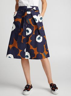 Find exceptional luxury clothes, shoes, bags and accessories designs from the latest collection for women by Marimekko. Most Beautiful Dresses, Beautiful Outfits, Cool Outfits, Couture, Marimekko Dress, Scandinavian Fashion, Diy Fashion, Womens Fashion, Sexy Skirt