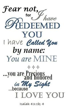 this verse has been an encouragement to me several times of my life...