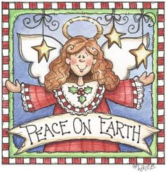 Design Laurie Furnell  Peace on Earth