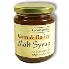 Barley malt syrup is neutral and sweet. It promotes digestion, relieves food stagnation, strengthens the stomach and stops lactation. For food lactation and stop lactation, drink barley malt in warm water until condition resolves. Reference: The Tao of nutrition, Maoshing Ni - Cathy McNease - Sevenstar, Communications - 1987