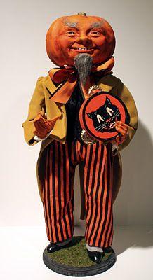 "William Bezek the Artist: The Big Halloween Blog  - ""Colonel Pumpkin""    williambezek.blogspot.com"