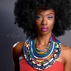 African wax print jewelry & accessories by ETurner Couture Shop here: https://www.eturnercouture.com