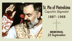 Why become a Catholic: Spiritual Friendship - Padre Pio and Holy Angels - Love of God St Pio Of Pietrelcina, Special Prayers, Jesus Face, Catholic Prayers, Catholic Saints, Prayer Cards, Religious Quotes, Gods Love, How To Find Out