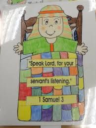 This Would Be An Awesome Craft If I Can Find A Blank Sheet Hands On Bible Teacher God Called Samuel Exploring History