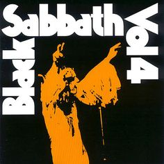 Black Sabbath Vol 4 – Knick Knack Records