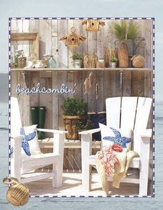 Create your very own beachcombi with Cost Plus World Market's Timber Cove collection.