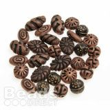 ♥ Online jewellery findings shop with best findings and jewellery making components in UK ✓ Over 1000 findings for jewellery making ✓ Stainless steel findings ✓. Beads Online, Wholesale Beads, Ceramic Clay, Clay Beads, Terracotta, Jewelry Making, It Is Finished, Ceramics, Antiques