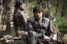 Athos the moody
