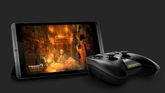 Nvidia Shield Tablet is the next generation gaming tablet with the option to stream games from your pc. Play Titanfall on the Shield!!! #Stufftobuy #nvidiatablet #nvidia #want #buy available on amazon 299$ free shipping.