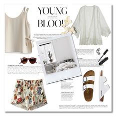 """""""#summercollection"""" by emina-turic ❤ liked on Polyvore featuring Calypso St. Barth, Chicnova Fashion, TravelSmith, Chicwish, Anja and Bobbi Brown Cosmetics"""