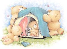 Kids Zone - Forever Friends - The Original Cute Bear Tatty Teddy, Friends Image, Friends In Love, Bear Pictures, Cute Pictures, Teddy Beer, Friend Cartoon, Blue Nose Friends, Hallmark Cards