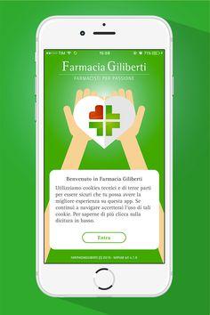 Rimani sempre in contatto con Farmacia Giliberti, la tua farmacia di fiducia. Scarica ora l'app e acquista i prodotti direttamente da smartphone!