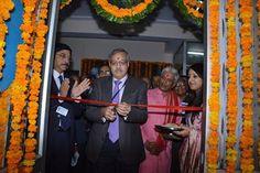 Inauguration of Our 1200th Branch(Sansar Chand Road Jaipur) By Sh V.G. Kannan, MD & GE(A&S), SBI Visit -www.sbbjonline.com