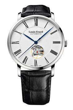 Timepieces LUX| Serafini Amelia| Louis Erard 62 233 AA10 Excellence