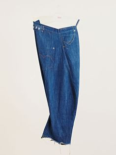Levi's Red Archive men's Indigo Giant Twisted Jeans